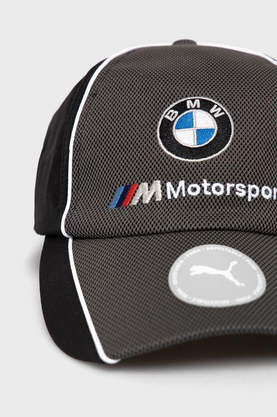 Puma - Czapka x BMW Materiał 1: 100 % Bawełna, Materiał 2: 100 % Poliester