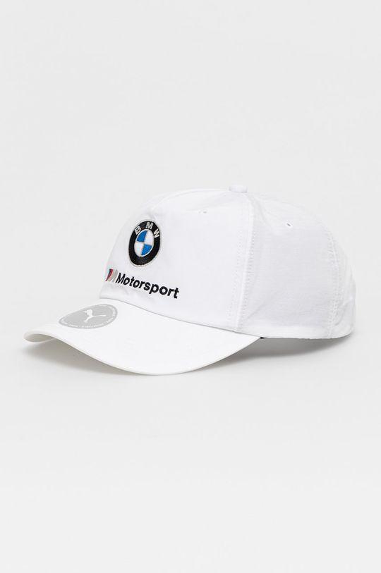 biały Puma - Czapka x BMW Męski