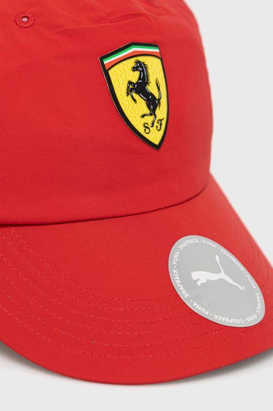 Puma - Czapka x Ferrari ostry czerwony