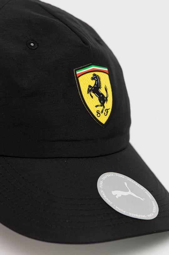 Puma - Czapka x Ferrari czarny