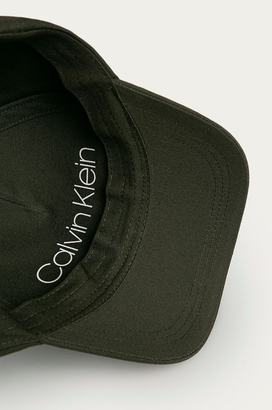zielony Calvin Klein - Czapka