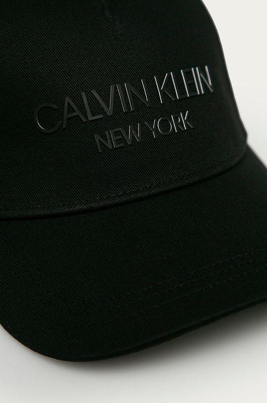 Calvin Klein - Čiapka čierna