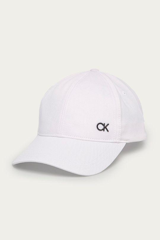 biela Calvin Klein - Čiapka Pánsky
