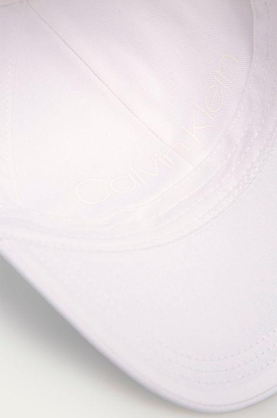 biela Calvin Klein - Čiapka