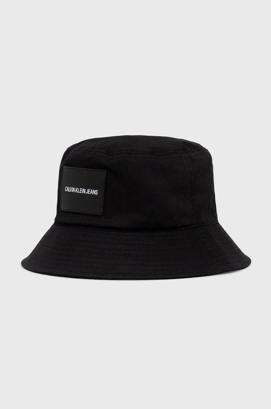 čierna Calvin Klein Jeans - Klobúk Pánsky