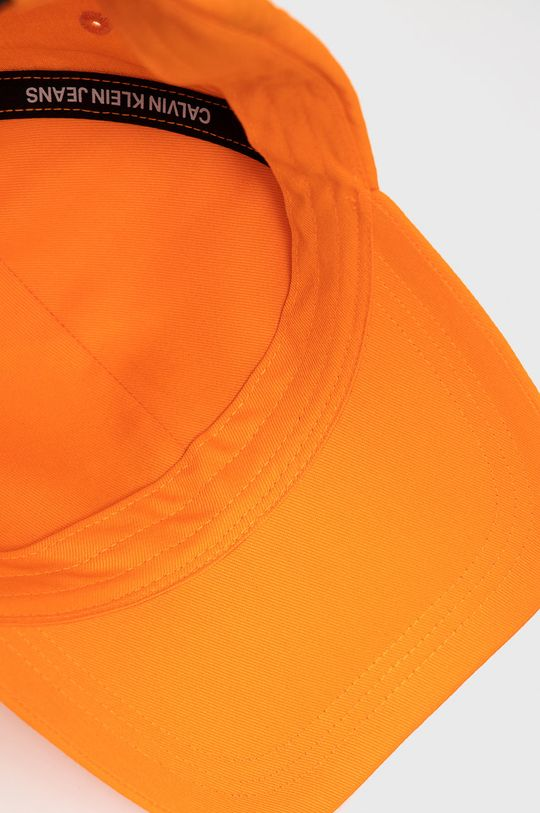 portocaliu Calvin Klein Jeans - Caciula