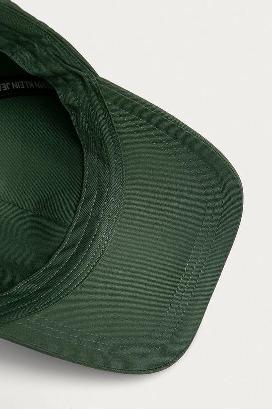 zielony Calvin Klein Jeans - Czapka