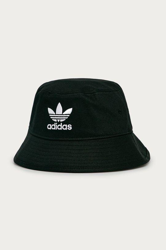 čierna adidas Originals - Klobúk Pánsky