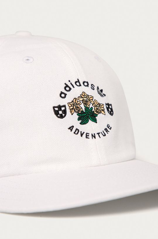 adidas Originals - Čiapka biela