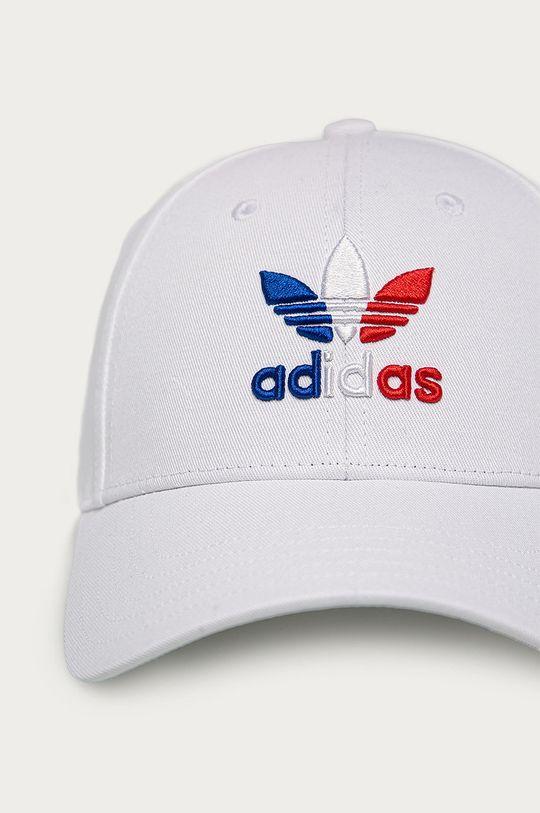 adidas Originals - Čepice bílá