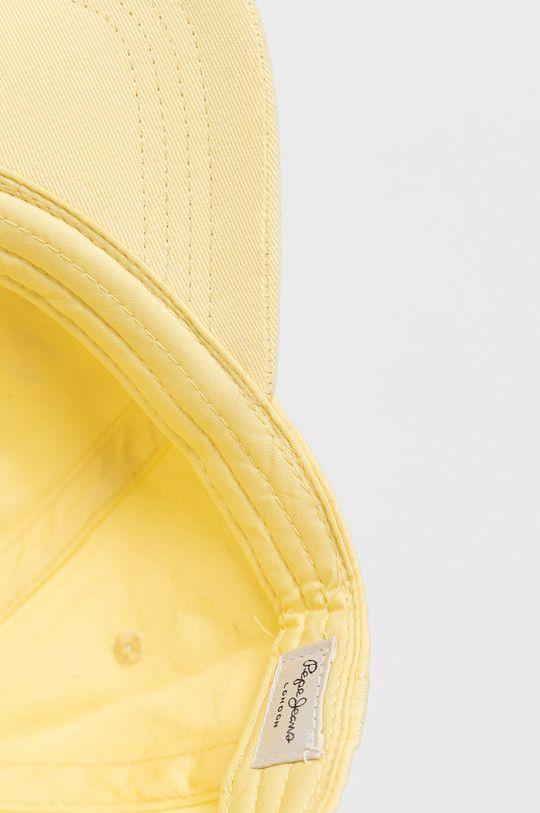 žltá Pepe Jeans - Šiltovka
