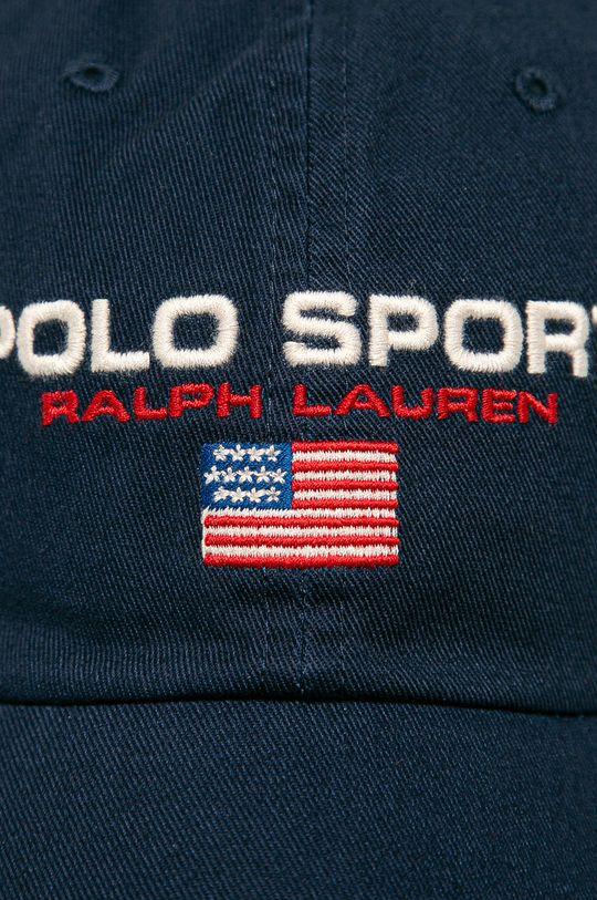 Polo Ralph Lauren - Czapka granatowy