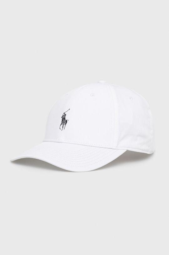 biały Polo Ralph Lauren - Czapka Męski