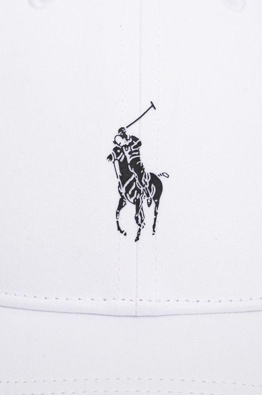 Polo Ralph Lauren - Czapka biały