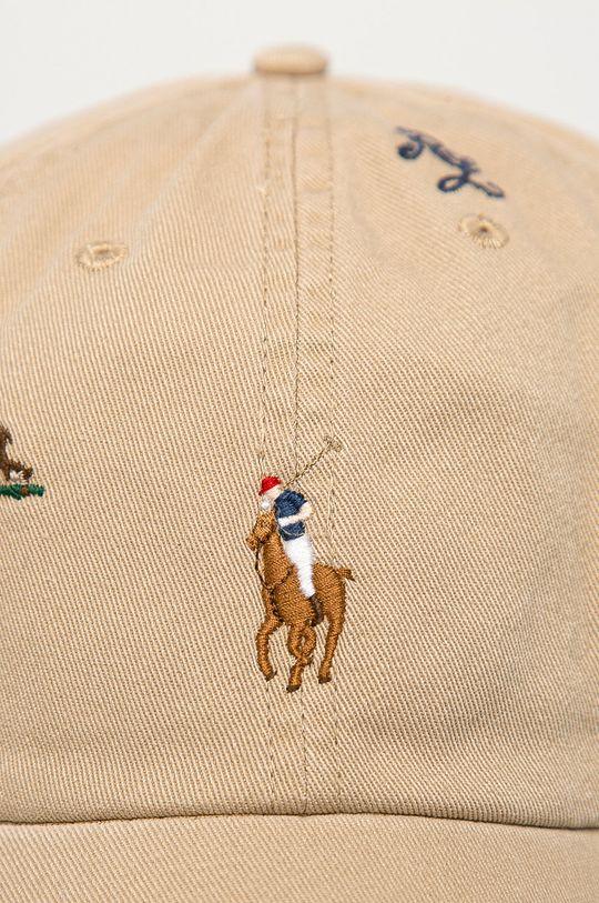 Polo Ralph Lauren - Čepice béžová
