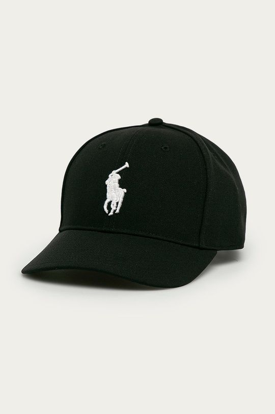 černá Polo Ralph Lauren - Kšiltovka Pánský