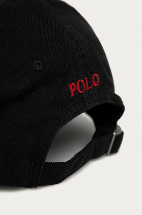 Polo Ralph Lauren - Czapka czarny