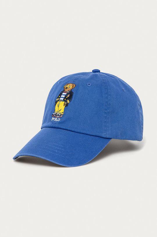 modrá Polo Ralph Lauren - Čiapka Pánsky