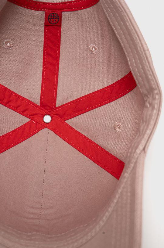 pastelowy różowy HUGO - Czapka/kapelusz 50449455