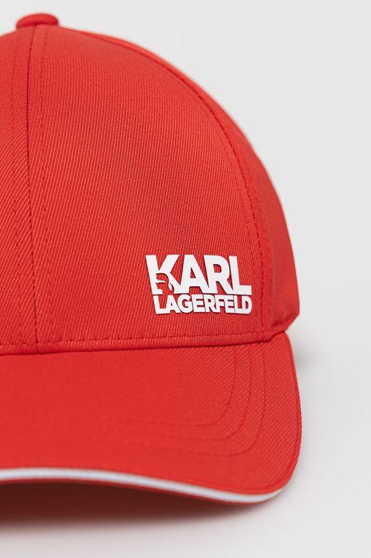 Karl Lagerfeld - Čepice červená