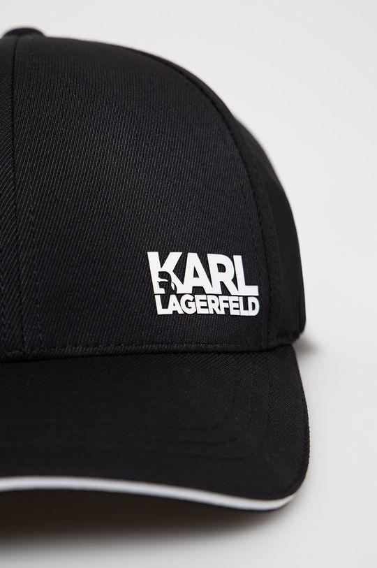 Karl Lagerfeld - Čepice černá