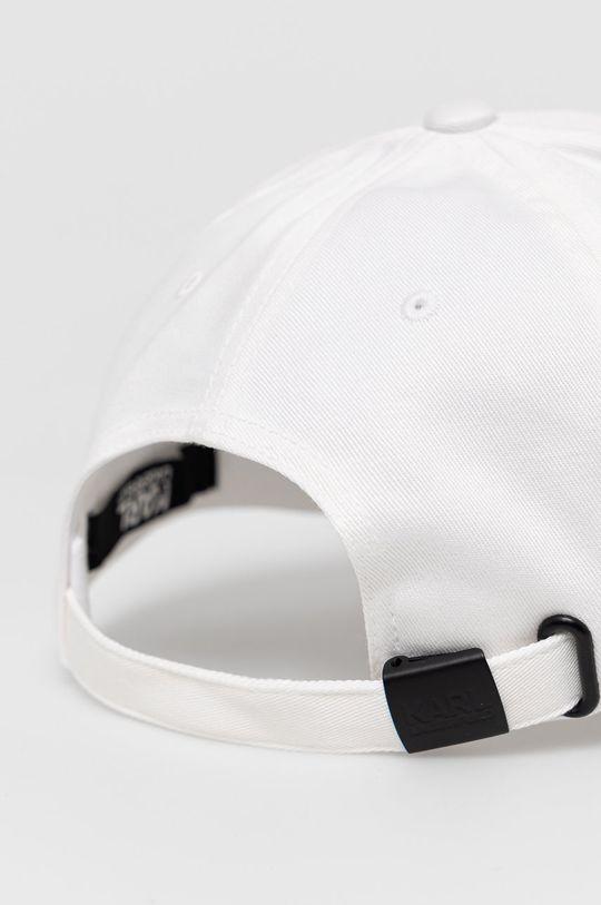 Karl Lagerfeld - Čiapka  Podšívka: 100% Bavlna Základná látka: 98% Bavlna, 2% Elastan