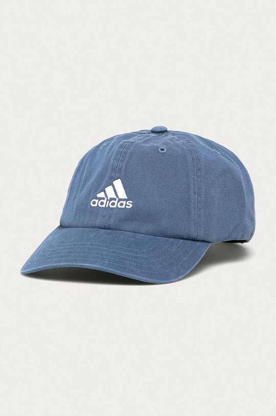 jasny niebieski adidas Performance - Czapka Męski