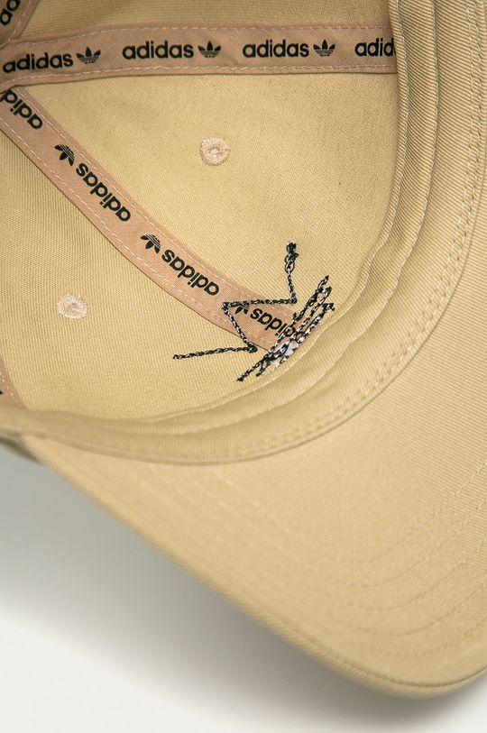 béžová adidas Originals - Čepice