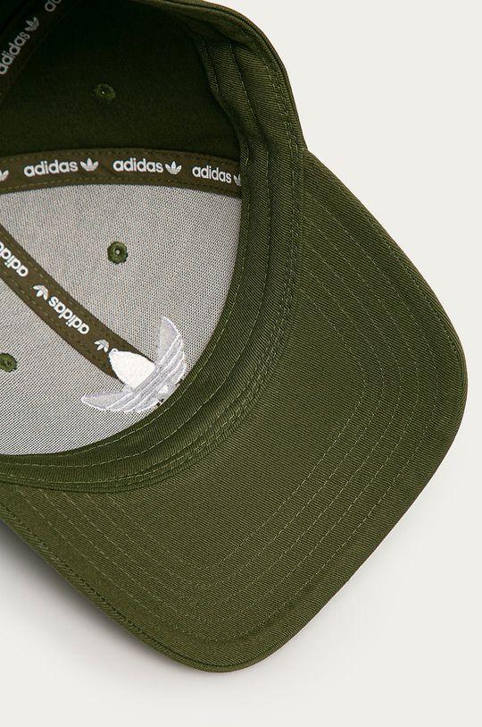 tlumená zelená adidas Originals - Čepice
