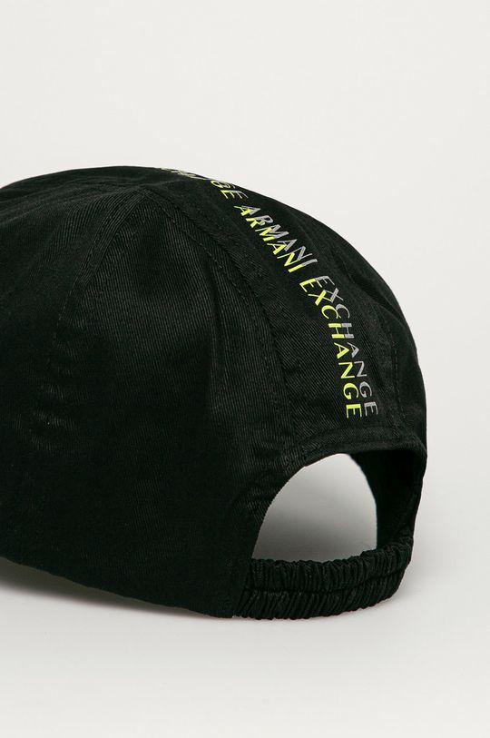 Armani Exchange - Čiapka  100% Bavlna