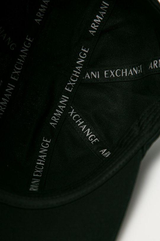 čierna Armani Exchange - Čiapka