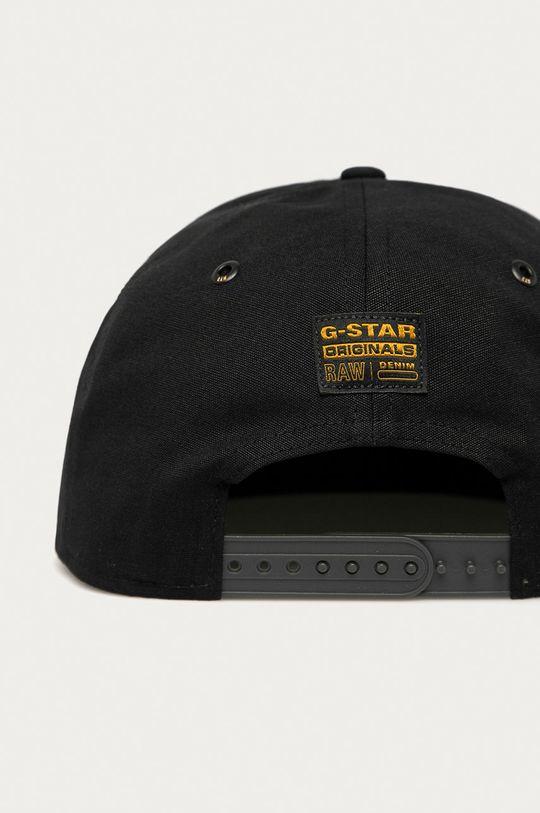 G-Star Raw - Čiapka  Podšívka: 100% Bavlna Základná látka: 100% Organická bavlna