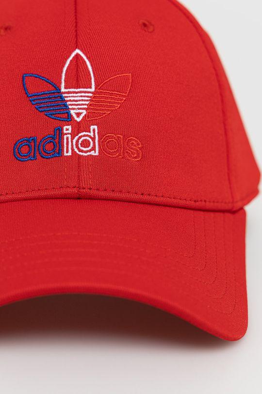 adidas Originals - Czapka czerwony