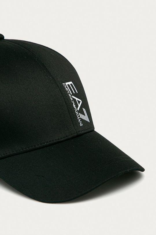 EA7 Emporio Armani - Čepice černá