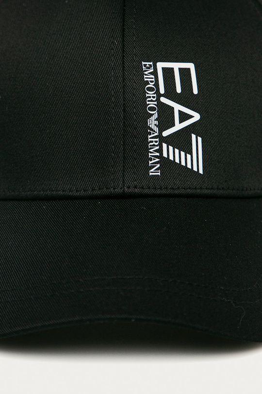 černá EA7 Emporio Armani - Čepice