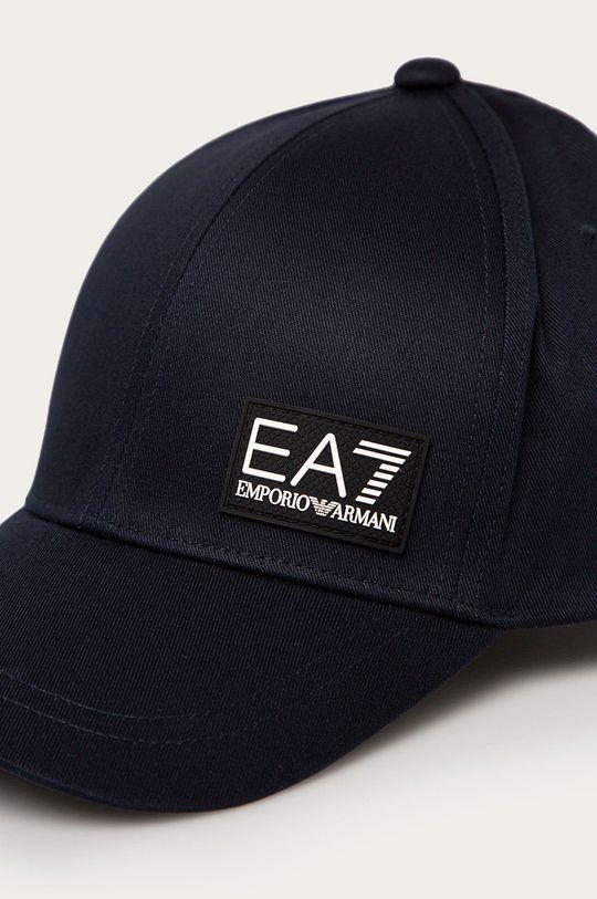 EA7 Emporio Armani - Čiapka tmavomodrá