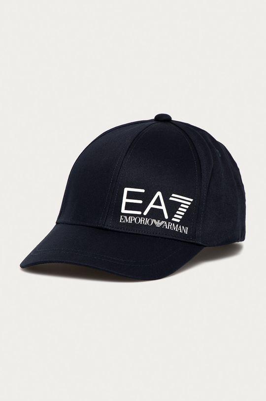 námořnická modř EA7 Emporio Armani - Čepice Pánský