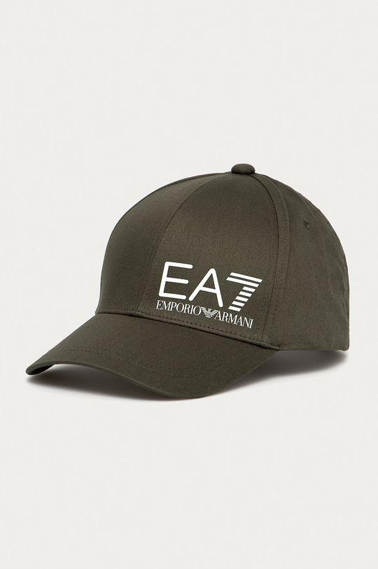 okrová EA7 Emporio Armani - Čepice Pánský