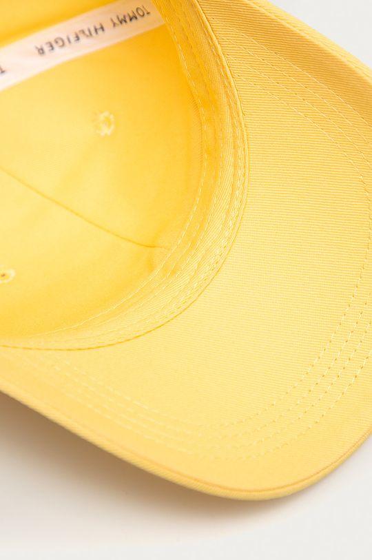 jasny żółty Tommy Hilfiger - Czapka