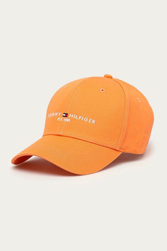 pomarańczowy Tommy Hilfiger - Czapka Męski