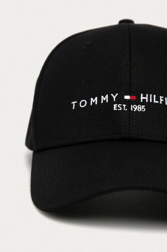 Tommy Hilfiger - Czapka 100 % Bawełna organiczna