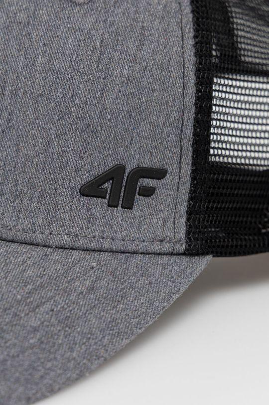4F - Czapka szary