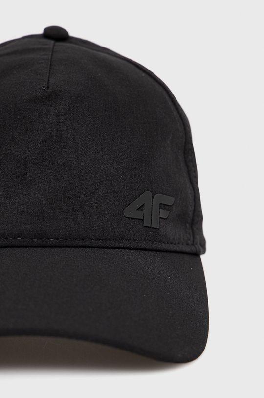 4F - Czapka czarny