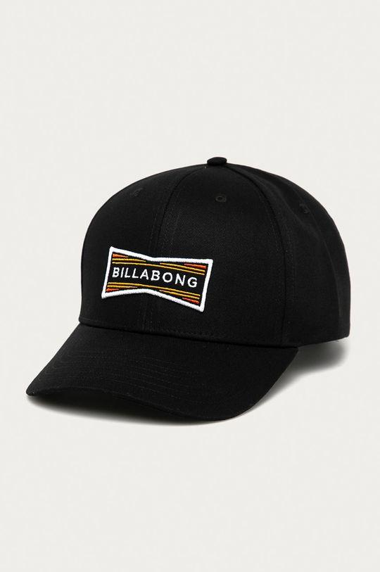 czarny Billabong - Czapka z daszkiem Męski