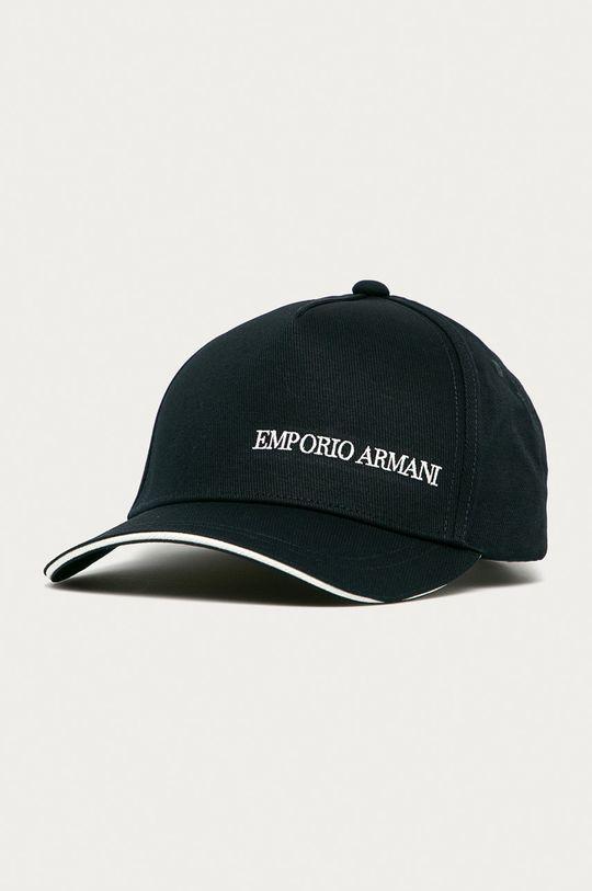 námořnická modř Emporio Armani - Čepice Pánský