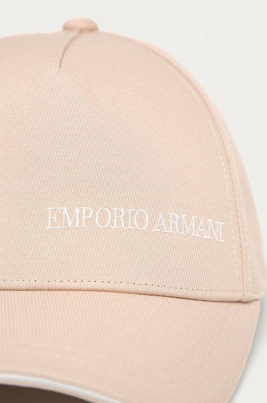 Emporio Armani - Čepice  100% Bavlna