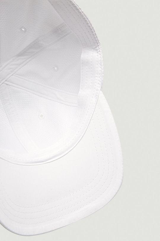 biały Lacoste - Czapka