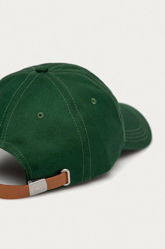 Lacoste - Czapka zielony