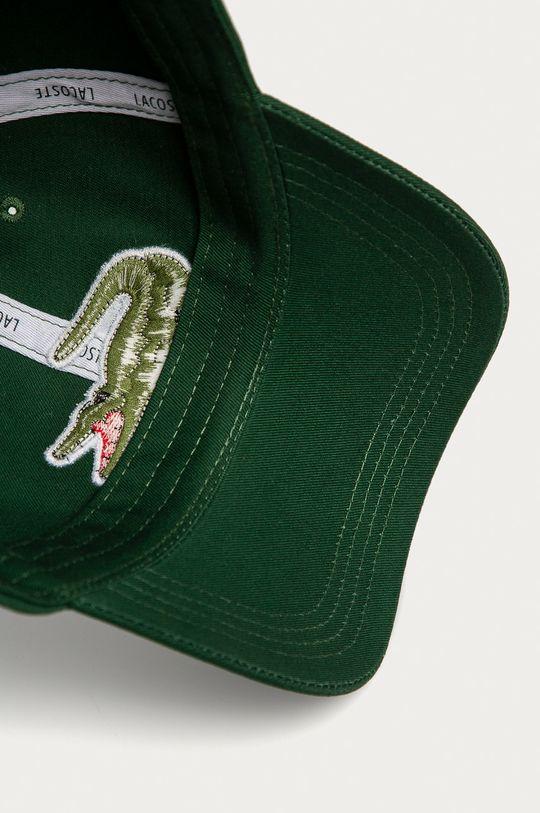 zielony Lacoste - Czapka