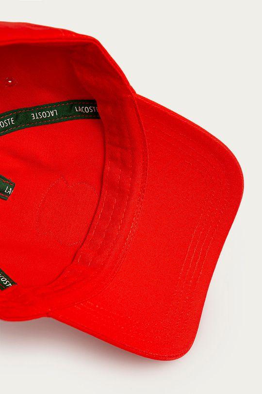 červená Lacoste - Čepice